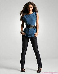 Casual Fashion 2012 for Ladies  FashionsCute.com
