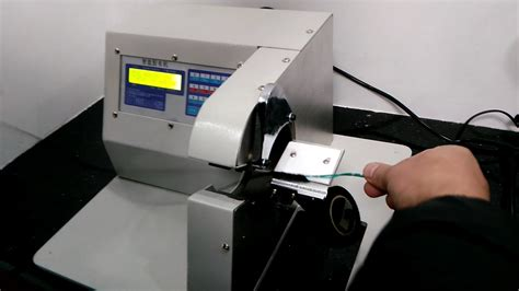 automatic wire harness tape wrapping winding cable wire harness taping machine youtube
