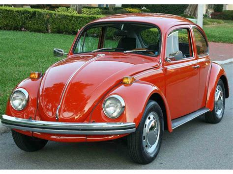 Volkswagen Cars For Sale by 1970 Volkswagen Beetle For Sale Classiccars Cc 963272