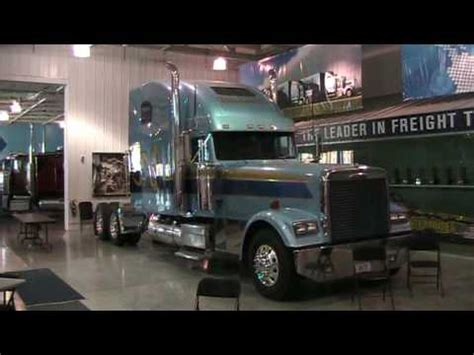 C.L. Werner Trucking Museum in Omaha, NE - YouTube