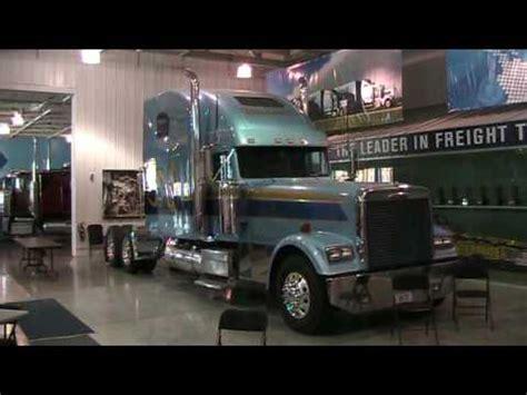 cl werner trucking museum  omaha ne youtube