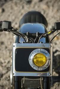 Racing Caf U00e8  Ducati Monster S2r 800  U0026quot Tracker U0026quot  By Benjie U0026 39 S