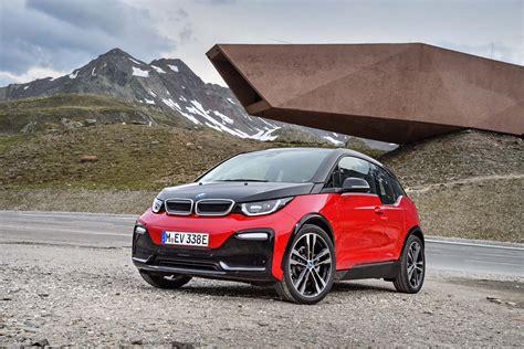 Electric Car Efficiency by 2018 Bmw I3s Range Efficiency Lower For Sportier Model