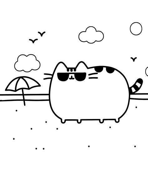 pusheen coloring book pusheen pusheen the cat dibujos a colorear dibujos de unicornios