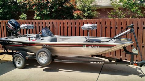 Tracker Pro 165 Boats For Sale by Bass Tracker Pro 165 Boat For Sale From Usa
