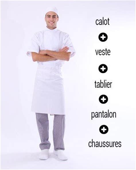 tenue de cuisine vetement de cuisine et tenue de cuisine restauration