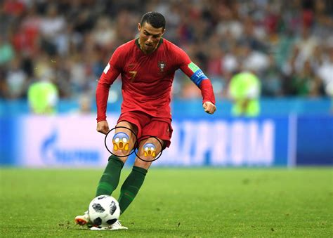 cristiano ronaldo completes world cup hat trick