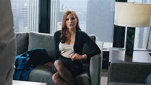 Jessica Chastain in Trailer for 'Molly's Game' Directed by ...