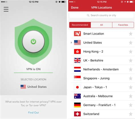 iphone vpn best vpns for iphone other ios devices some vpns