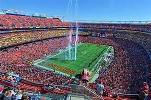 Fedex Field  Washington Redskins Football Stadium