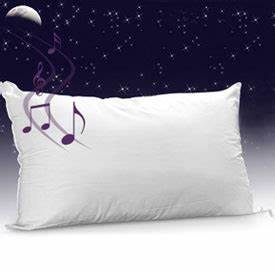 Oreiller Musical MP3 Coussin Musique Pour Mp3 Ou
