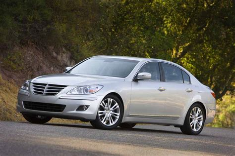 2009 Hyundai Genesis Pictures/Photos Gallery   MotorAuthority