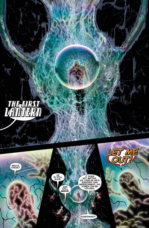 wrath of the lantern in green lantern comics talk news and entertainment