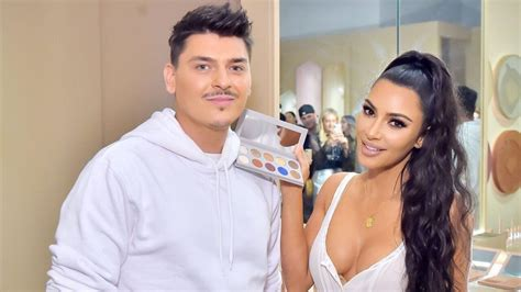 Kim Kardashian's Makeup Artist Mario Dedivanovic Dishes on ...
