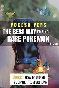 PokeSnipers Review: The Best way to Find RARE Pokemon on ...
