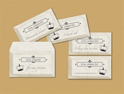 sample blank coupon templates   sample