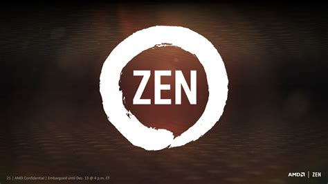 amd  zen cpu architecture  expected