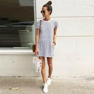 Style Chic Femme : la robe d contract e chic 90 id es pour trouver la meilleure pour vous ~ Melissatoandfro.com Idées de Décoration