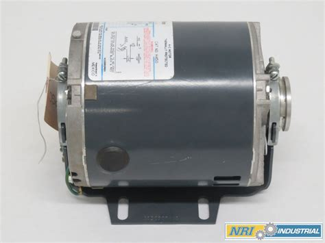 General Electric Ac Motor by General Electric Ge 5kh32gn5589x 1 3hp 1725 1425rpm 48y