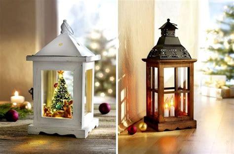 laterne dekorieren weihnachten festliche weihnachtsdeko drau 223 en schm 252 cken laternen weihnachten weihnachtsdeko ideen diy