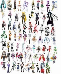 Vocaloids   animexxotaku