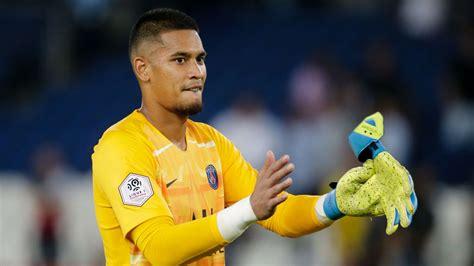 Alphonse Areola: Fulham sign Paris Saint-Germain ...