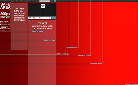 Twitter Graphic Template by Free 2013 Twitter Background Template Synapse Creative