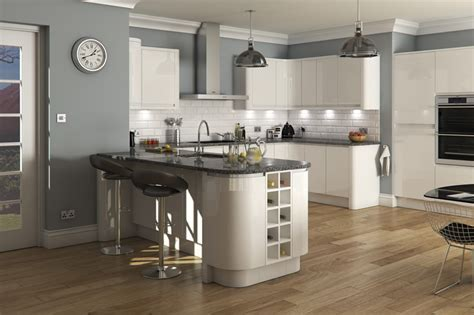 tiles to go with white gloss kitchen feature doors specifications cornice pelmet recommended 9798
