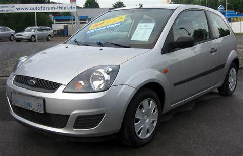 Fileford Fiesta Mk6 2005 2008 Front