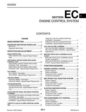 download car manuals 2008 chevrolet uplander seat position control download 2009 nissan murano emission control system section ec pdf manual 551 pages
