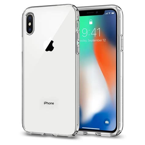 iphone  case liquid crystal cell phone spigen