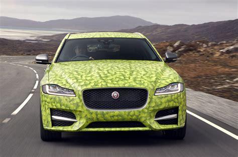 2017 Jaguar Xf Sportbrake Rear To Get F-type Inspired