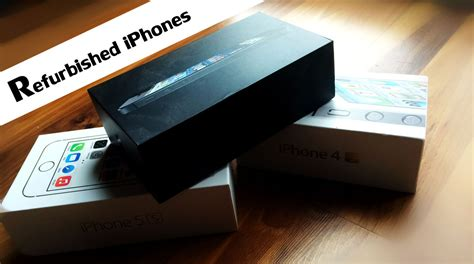 iphone refurbished buying a refurbished iphone where and how cheapiphonesale