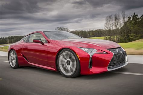 Lexus Lc Image by Lexus Rolls Out The Big Guns New 467bhp Lc 500 Coupe