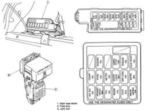Fue Wiring Diagram 1997 Toyotum Camry by Repair Guides