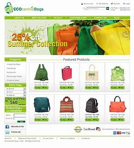 Eco Friendly E-commerce Website Design - Digital Lion
