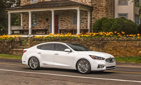 2018 Kia Cadenza Review, Ratings, Specs, Prices, And