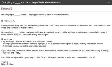 how to ask for a letter of recommendation the ultimate guide for requesting a letter of 89131