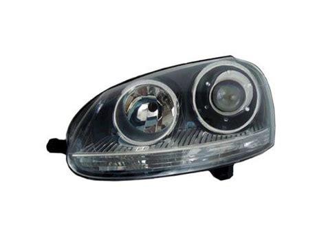 depo vw mk5 gti oem style projector headlights pg
