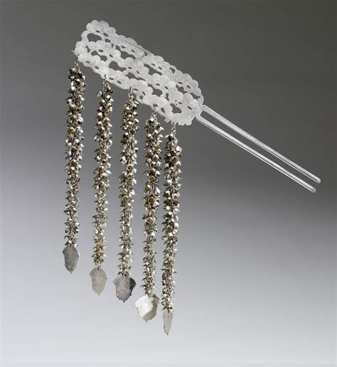 File:Japanese - Hair Ornament - Walters 571341 - View A