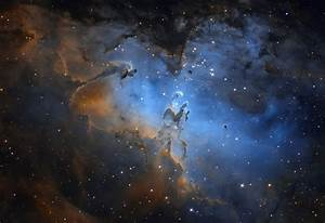 Messier 16: The Eagle Nebula | Earth Blog