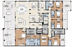 Oakmont Luxury Gold Course House Floor Plan