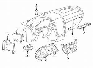 Pontiac Montana Combo Switch  Switch Assembly