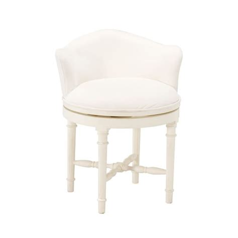 minnie vanity stool pbteen