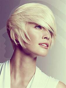 Top Ten Trendy Blonde Short Hair Cuts Style For Girls