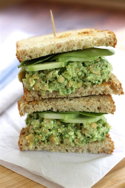 Top 10 Vegetarian Sandwiches Top Inspired