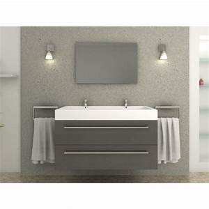 meuble bas cuisine brico depot With meuble salle de bain double vasque brico leclerc