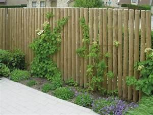 cloture rondin pas cher With delightful maison en rondin prix 11 deco jardin avec rondin de bois