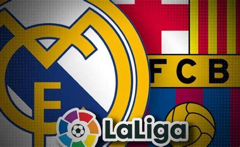 Real Madrid vs FC Barcelona: Horario y canales donde ver ...