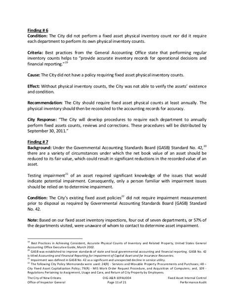 Fixed Assets Final Report